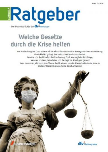 Cover Corona WP Recht