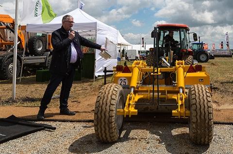 Vorschau auf die 'demopark 2017' in Eisenach: Startklar zur Jubiläumsmesse