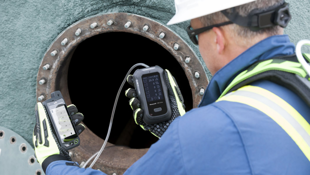 Arbeitssicherheit durch vernetzte Gasdetektion