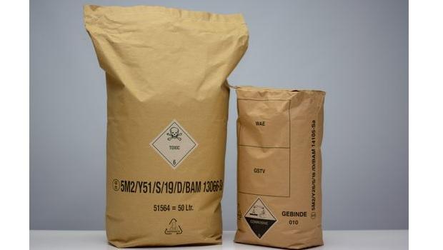 20245c41c20d8 Gemeinschaft Papiersackindustrie e. V.  Gefahrgut sicher verpackt
